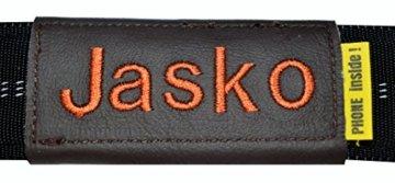 Halsbandtasche mit Wunschname