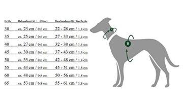 Hunter Luxus Hundegeschirr rund und soft