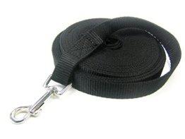 iapyx® 10m Schleppleine mit Handschlaufe (schwarz)
