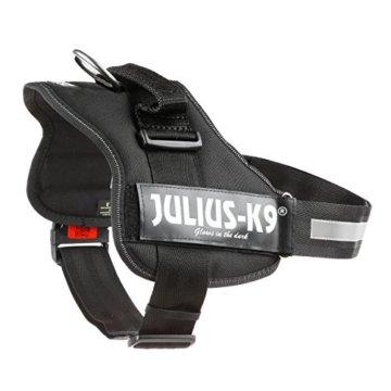 JULIUS-K9, Powergeschirr, schwarz