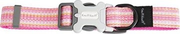 Knuffelwuff Hundehalsband Coral Springs, 25-40 cm
