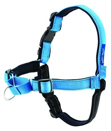 PetSafe Easy Walk Deluxe Hundegeschirr in Blau