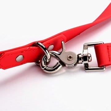 PetTec Schleppleine 10m aus Trioflex™, Rot