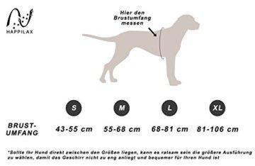 Reflektierendes Hundegeschirr für kleine und große Hunde